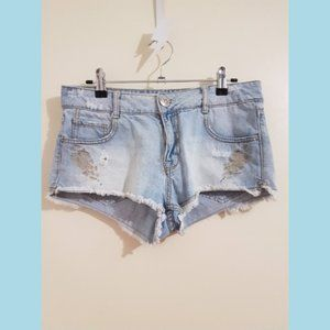 Zara Trafaluc size EU36/AU8 Shorts